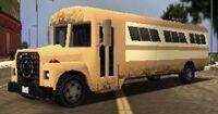 Bus GTA Liberty City Stories (vue avant)