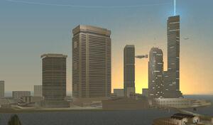 Downtown-GTAVC-westwards