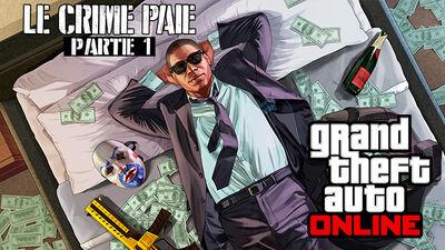 MAJ le crime paie GTA V