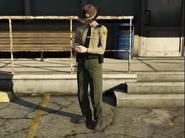 Sheriff femme du LSSD