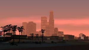 Sunset (SA)