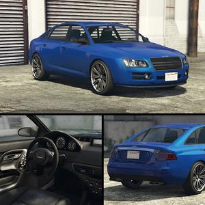 Tailgater GTA V (SSSA)