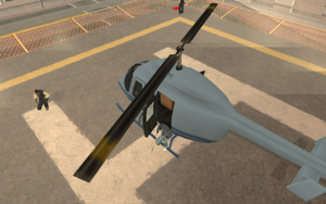 Toreno's Last Flight GTA San Andreas (décollage)