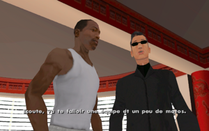 Explosive Situation GTA San Andreas (objectif)