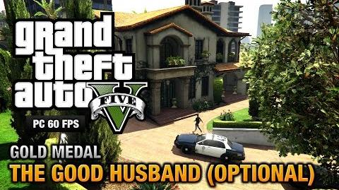 GTA 5 PC - Mission 10 - The Good Husband Optional Mission - 1080p 60fps