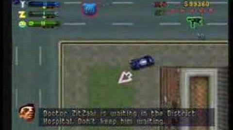 Grand Theft Auto 2 Job 5 - Get Zitzaki!-1
