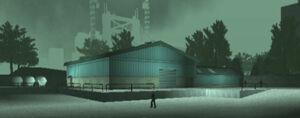 Leone Callahan Point warehouse (GTALCS) (exterior)