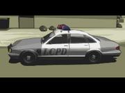 Police Patrol (CW - art)