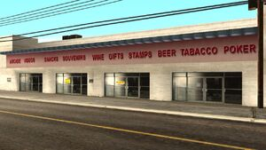 Arcade Videos Snacks Souvenirs Wine Gifts Stamps Beer Tabacco Poker