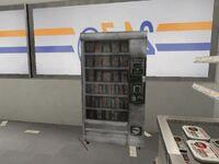 Automat z przekąskami (SA)