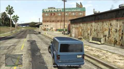 Grand Theft Auto V Gameplay Mission 41