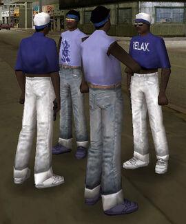 Haitian gang (GTAVC)