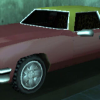 سيارة العصابة في جي تي أي ليبرتي سيتي ستوريز