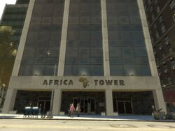 Africa Tower (IV)