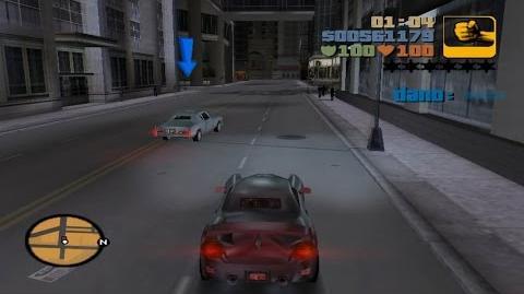 GTA III- Tanner De Duas Caras (PT-BR)