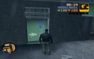 GTA III new door 2