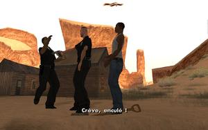High Noon GTA San Andreas (meurtre)