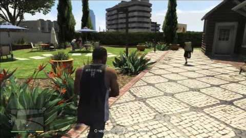 Grand Theft Auto V Gameplay Mission 44