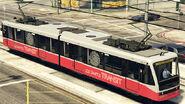 Metro train (V)