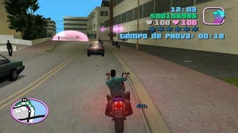 GTA Vice City- Pneus De Puro Aço