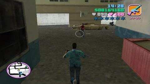 GTA Vice City- Porco Amarrado