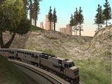 Железная дорога Brown Streak
