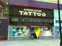 Salon Tatuażu w Hashbury (SA)