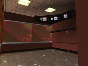 Wu Zi Mu Floor 1 Betting Shop - Betting Area Interior