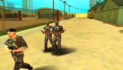 Żołnierze (VCS)