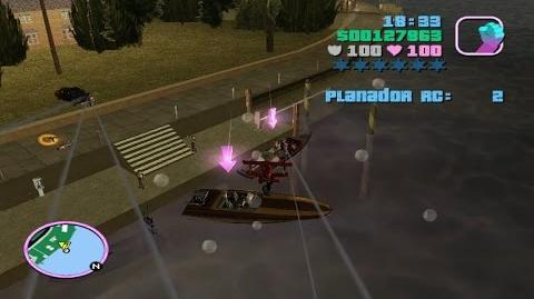 GTA Vice City- Bombas Lá Fora