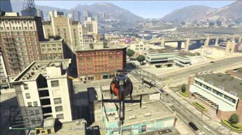 Grand Theft Auto V Gameplay Mission 55