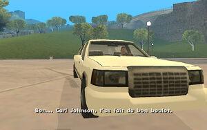 Mike Toreno (mission) GTA San Andreas (fin)