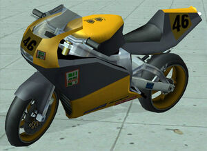 NRG-500 GTA San Andreas (variante 2)