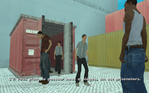 The Da Nang Thang GTA San Andreas (réfugiés)