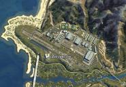 Fort Zancudo Satelita (V)