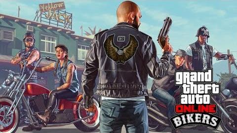 GTA Online Bikers DLC Trailer