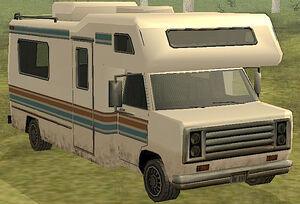 Journey GTA San Andreas (vue avant)