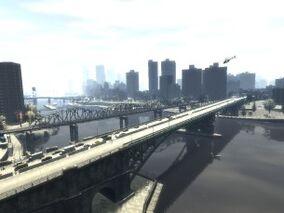 Northwood Heights Bridge