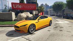 Coil Raiden GTA Online