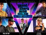 GTA Online: Night na Balada