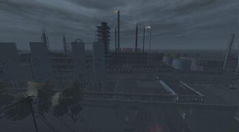 Rafineria Globe Oil (IV)