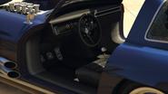 Stirling GT vue intérieur