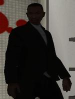 Victim (SA - Czarna kurtka)