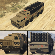Chernobog Warstock Cache and Carry GTA Online
