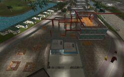 Plac budowy w Vice Point (VC)