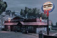 Burger Shot (IV - Westdyke)