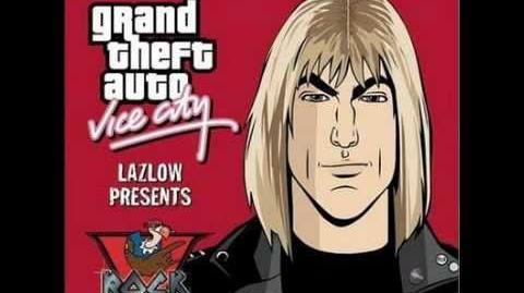 GTA Vice City - V-Rock O.S.T