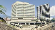 Immeuble Maze Bank Del Perro GTAV