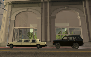 Jizzy (mission) GTA San Andreas (convoi)