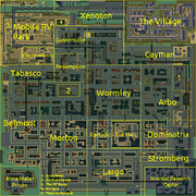Residential (mapa)